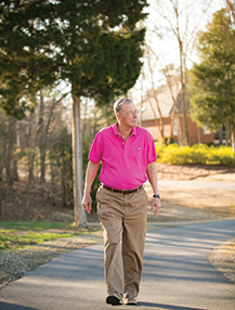 patient success story, back to work, spine surgery, herniated disc, spinal stenosis recovery, relief of pain, south carolina, greenville, greenwood